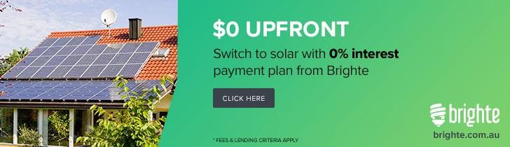 Brighte Finance Offer